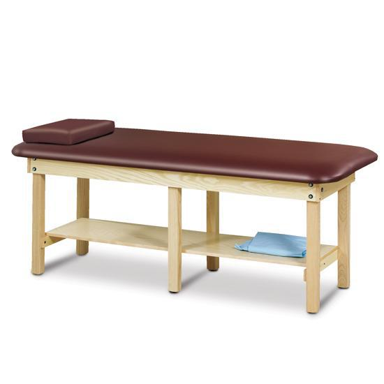 Clinton Industries 6190/6196 Bariatric Treatment Table-Preferred Medical Plus