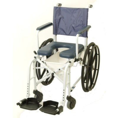 Invacare 6795 Mariner Rehab Shower Commode Chair-Preferred Medical Plus