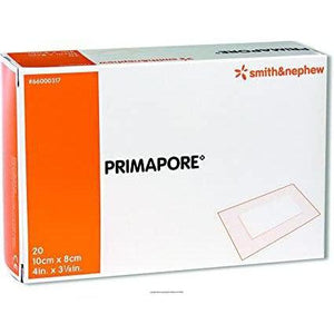Smith & Nephew 66000317 Primapore Dressing (4 in. x 3 in.)-Preferred Medical Plus