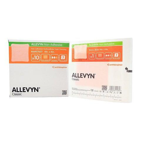 Smith & Nephew 66927637 Allevyn Non-Adhesive Foam Dressing (4 in. x 4 in.)-Preferred Medical Plus