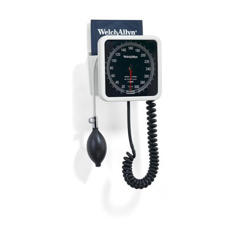 Welch Allyn 7670-01 767 Series Wall Aneroid (All Variations)-Preferred Medical Plus