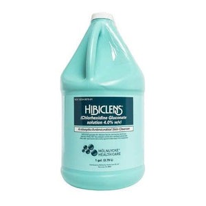 Hibiclens 57591 Skin Cleanser (1 Gallon Bottle, Case of 4)-Preferred Medical Plus