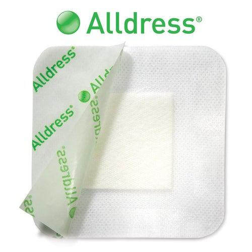 Molnlycke 265369 Alldress Composite Dressing (6 in. x 8 in.)-Preferred Medical Plus