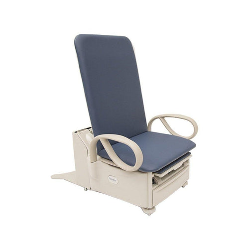 Brewer Company Access Flex Series 5800 Exam Table with Power Back-Preferred Medical Plus