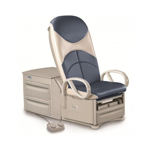 Brewer Company Access High-Low Series 6800 Exam Table- 700 Pound Model-Preferred Medical Plus
