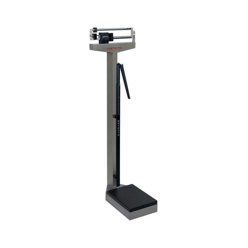 Detecto Stainless Steel Beam Scale-Preferred Medical Plus