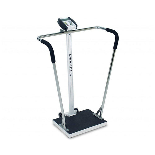 Detecto 6855 Bariatric Handrail Scale-Preferred Medical Plus