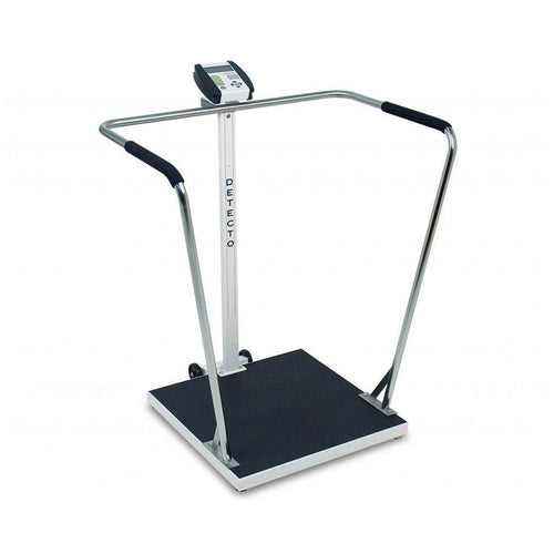 Detecto 6856 Bariatric Handrail Scale-Preferred Medical Plus