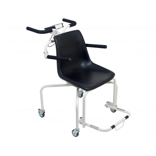 Detecto 6880 Rolling Chair Scale-Preferred Medical Plus