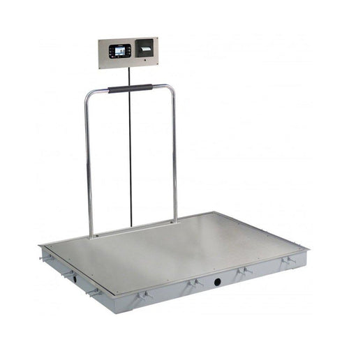 Detecto Solace In-Floor Dialysis Scale-Preferred Medical Plus