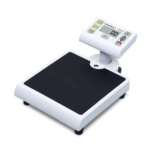 Detecto PD200 ProDoc Portable Digital Scale with Attached Display-Preferred Medical Plus