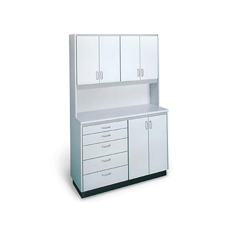 Hausmann Industries GLR-B4 Cabinet Unit without Sink-Preferred Medical Plus