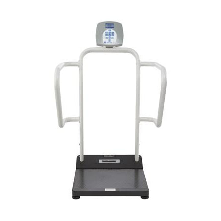 Health O Meter 1100KL Professional Bariatric Digital Stand-On Scale-Preferred Medical Plus