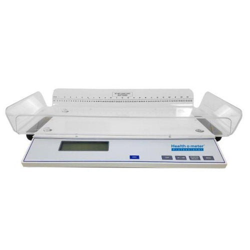 Health O Meter 2210KL4 High-Resolution Digital Neonatal/Pediatric Four Sided Tray Scale-Preferred Medical Plus