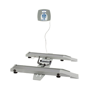 Health O Meter 2400KL Professional Portable Wheelchair Scale-Preferred Medical Plus