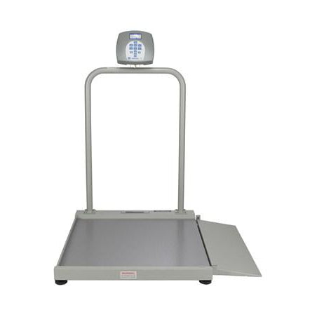 Health O Meter 2500KL Professional Digital Wheelchair Ramp Scale-Preferred Medical Plus