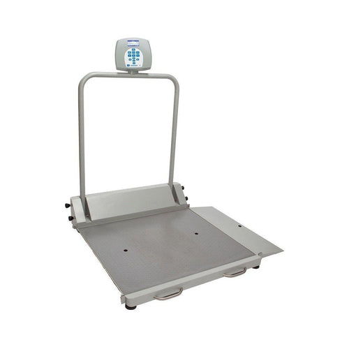 Health O Meter 2600KL Professional Digital Wheelchair Ramp Scale-Preferred Medical Plus