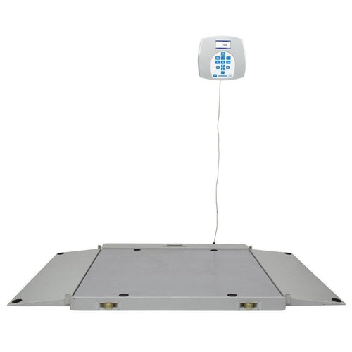 Health O Meter 2650KL Professional Digital Wheelchair Ramp Scale-Preferred Medical Plus
