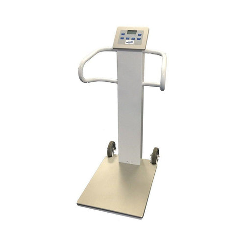 Health O Meter 3102KL-AM Heavy Duty Digital Scale - Anti-Microbial-Preferred Medical Plus