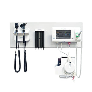 Welch Allyn 77710-71M Green Series Diagnostic Wall System (All Variations)-Preferred Medical Plus