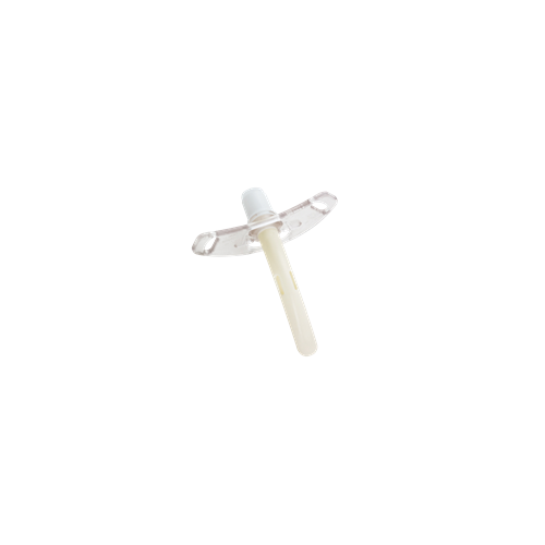 Smiths Medical 512080 Portex Uncuffed Fenestrated DIC Tracheostomy Tube 8 mm. White, (Box of 1)-Preferred Medical Plus