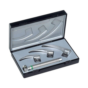 Riester 8070 Ri-integral Fiber Optic Laryngoscope Set, Miller Baby-Preferred Medical Plus