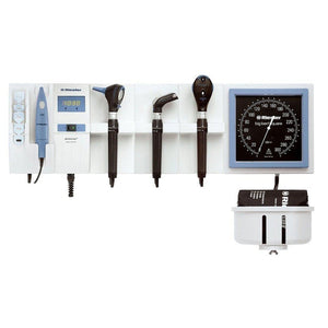 Riester 3653-L2X2-SATWU Ri-former Integrated Wall Diagnostic Unit-Preferred Medical Plus