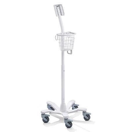 Welch Allyn 4400-MBS Mobile Stand for Spot 4400 Vital Signs Monitor-Preferred Medical Plus