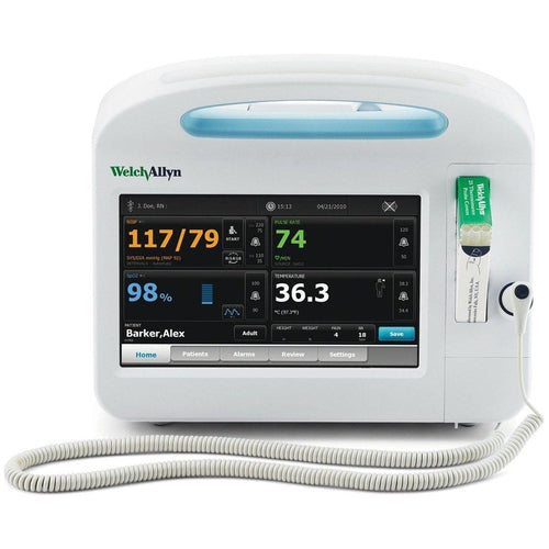 Welch Allyn 67MXEX-B Connex Continuous Virtual Signs Monitor (All Variations)-Preferred Medical Plus