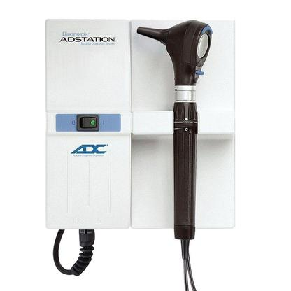 ADC Adstation 5611 3.5V Wall Standard Otoscope-Preferred Medical Plus