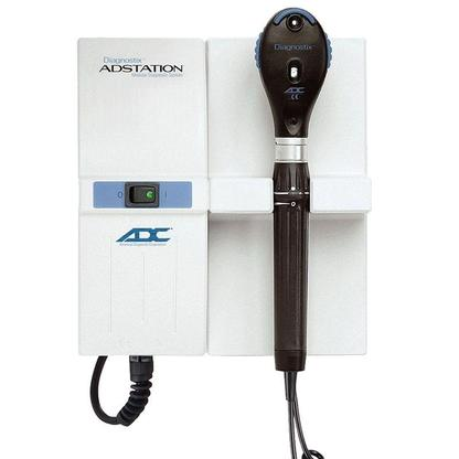 ADC Adstation 5612 3.5V Wall Ophthalmoscope-Preferred Medical Plus