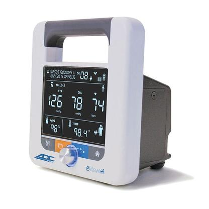 ADC 9005BP ADView 2 Modular Diagnostic Vital Signs Monitoring Station-Preferred Medical Plus