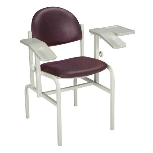 Brewer Company Blood Drawing Chair Model 1500-Preferred Medical Plus