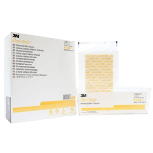 3M R1548 Steri-Strip Reinforced Skin Closures (1 in. x 5 in.)-Preferred Medical Plus