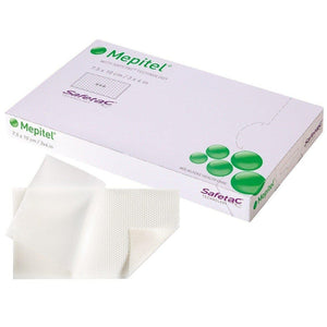 Molnlycke 290799 Mepitel Silicone Dressing (3 in. x 4 in.)-Preferred Medical Plus