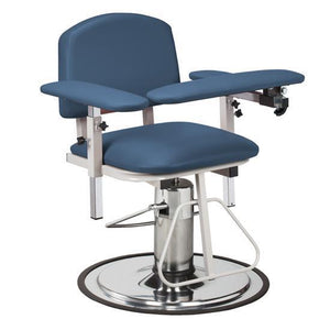 Clinton Industries 6310 H-Series Blood Drawing Chair-Preferred Medical Plus