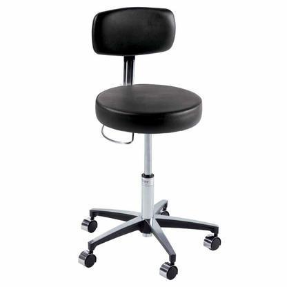 Ritter Midmark 277 Air Lift Stool with Pneumatic Hand Release-Preferred Medical Plus