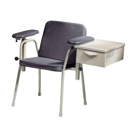 Ritter Midmark 281-012 Blood Drawing Chair with Storage Drawer-Preferred Medical Plus