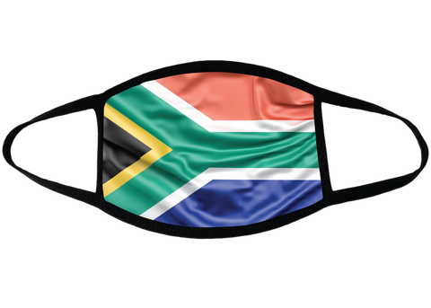 South-Africa Sublimation Face Mask
