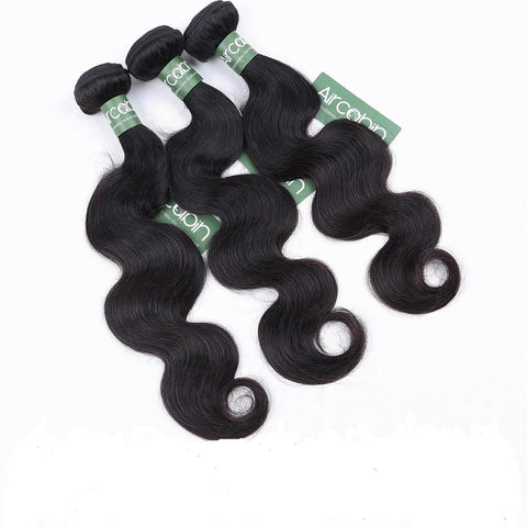 Brazilian Body Wave 100% Human Hair Bundles Weaves