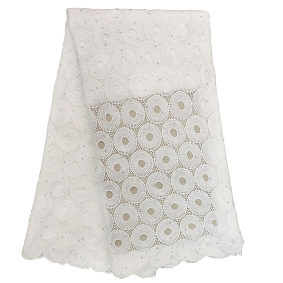 Beautiful Stones lace fabric