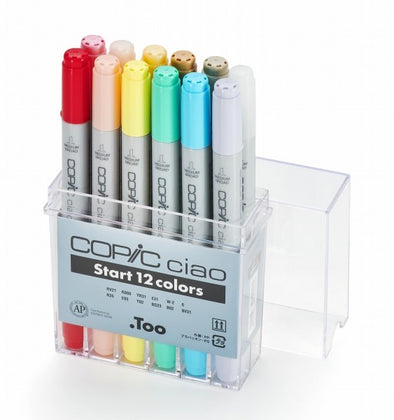 Make Art With Copic Ciao Starter Pen Kit