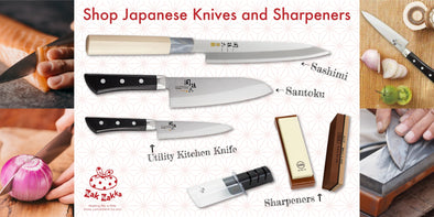 Why Are Japanese Cooking Knives The Best Cooking Knives?