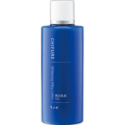 Chifure Cosmetics Whitening Emulsion VC 150ml / ちふれ化粧品 美白乳液 VC 150ml-Cosmetics from Japan-Zak Zakka