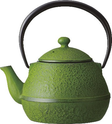 Oigen Egg-Shaped Japanese Cast Iron Teapot with Strainer 0.55L / OIGEN 急須 たまご型-日本からのお取り寄せ-Zak Zakka