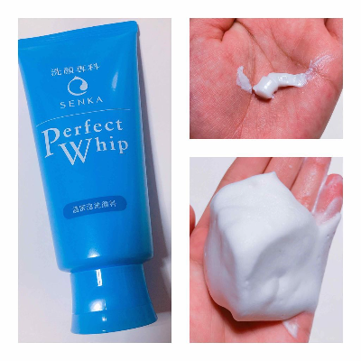 SENKA - Perfect Whip Cleansing Foam 120g  image