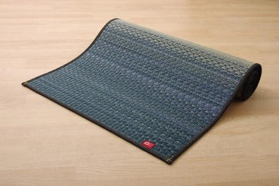 Tatami Non Slip Yoga Mat, Natural Relaxing Scent, Made In Japan/ JOY RE 4