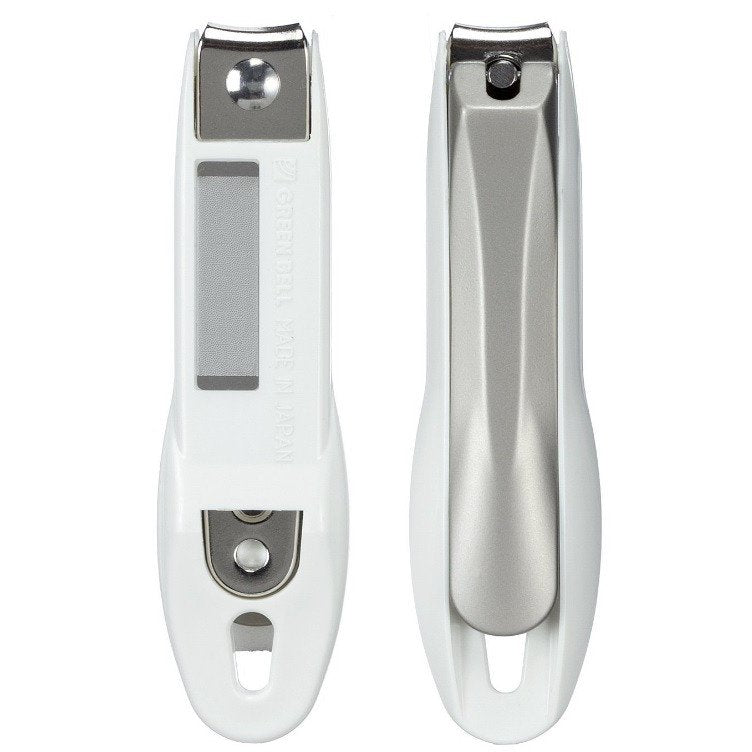 Japanese High Quality Stainless Steel Nail Clippers, Size L / 匠の技ステンレス製高級つめきりLサイズ-Health&Beauty-Zak Zakka