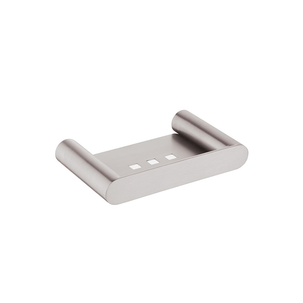 Speranza Soap Dish Brushed Nickel