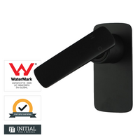 Bathroom Tera Shower Wall Mixer Black